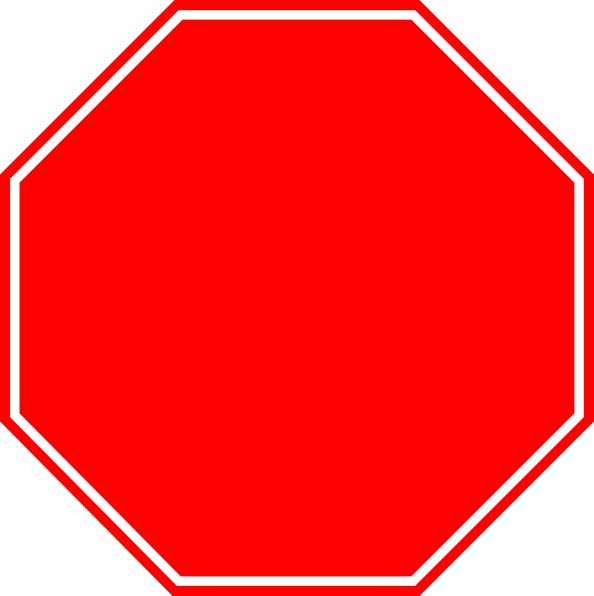 Clipart stop sign in spanish
