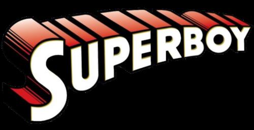 Superboy Logo Clipart Best