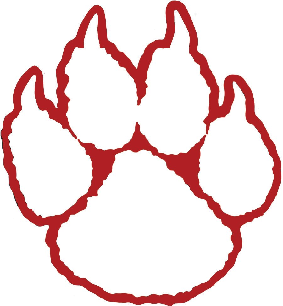 Wildcat Claw Clipart