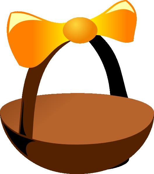 Cartoon Easter Basket Clipart Best