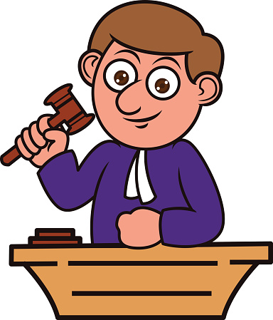Courtroom Cartoon - ClipArt Best