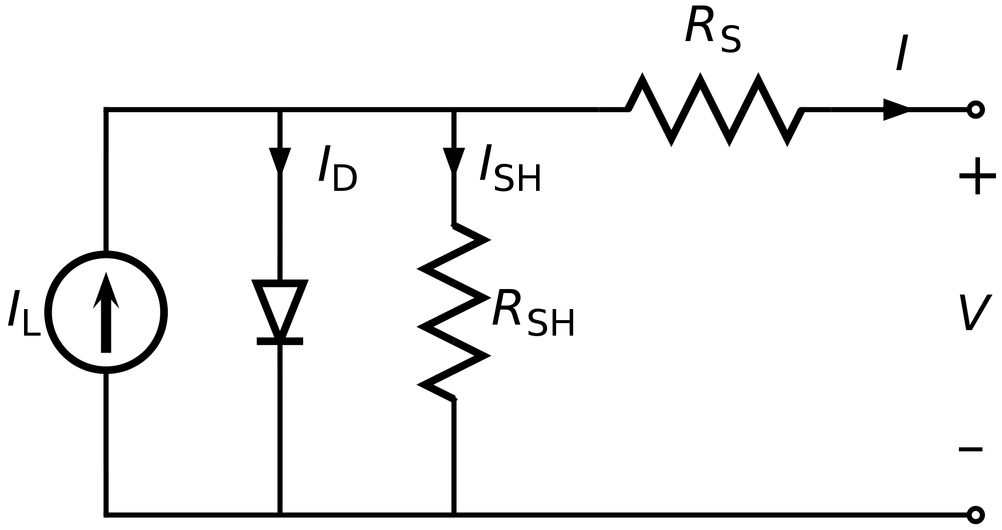 battery schematic symbol
