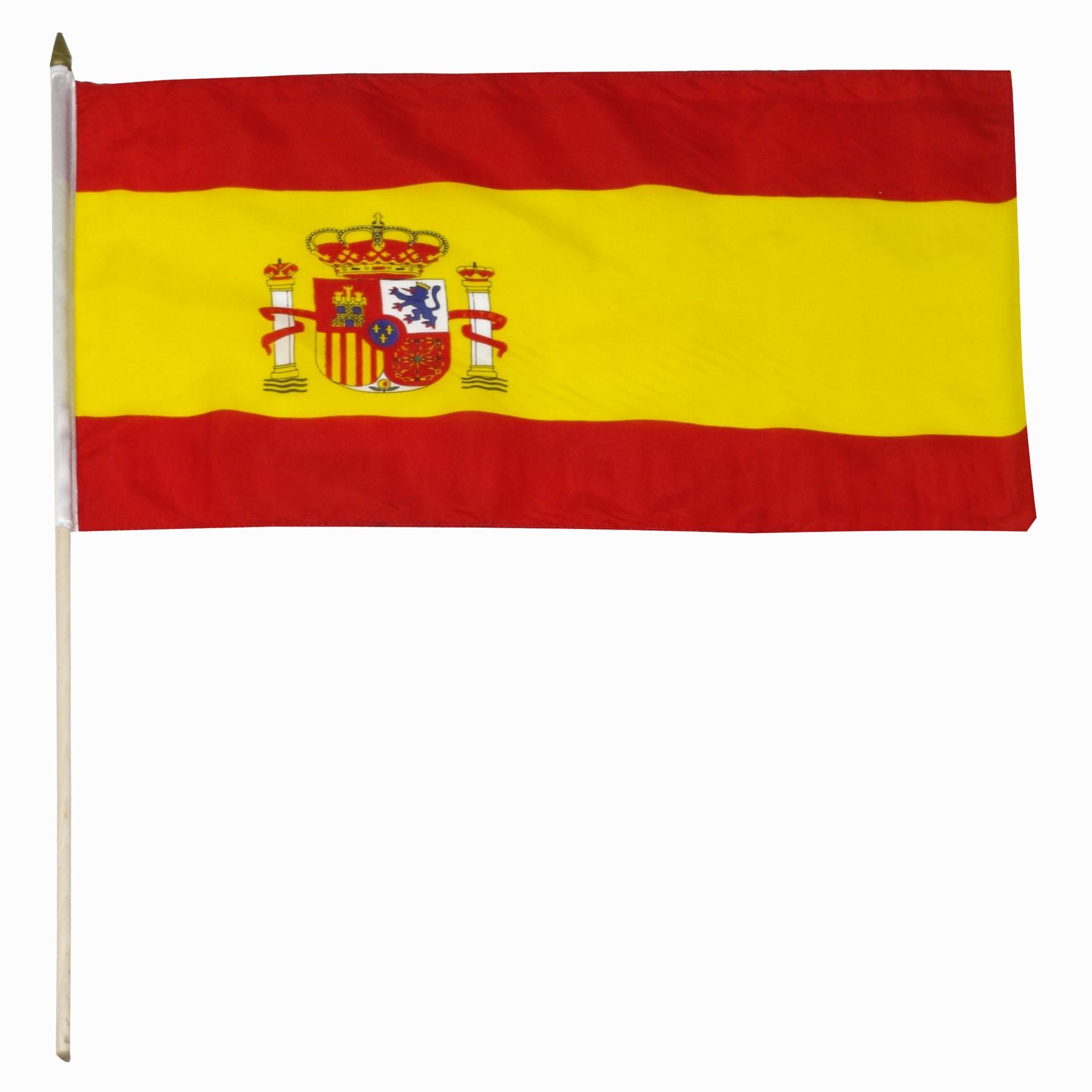 spanish flag clipart clipart best