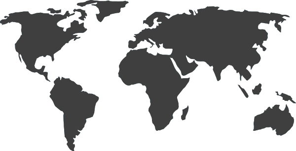 continents vector   clipart best