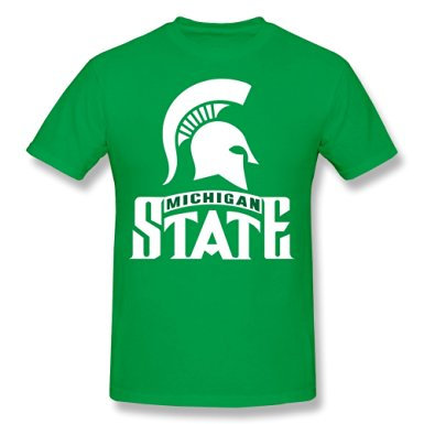 Buy NCAA Michigan State Spartans Chrome Team Logo Auto Emblem in ...