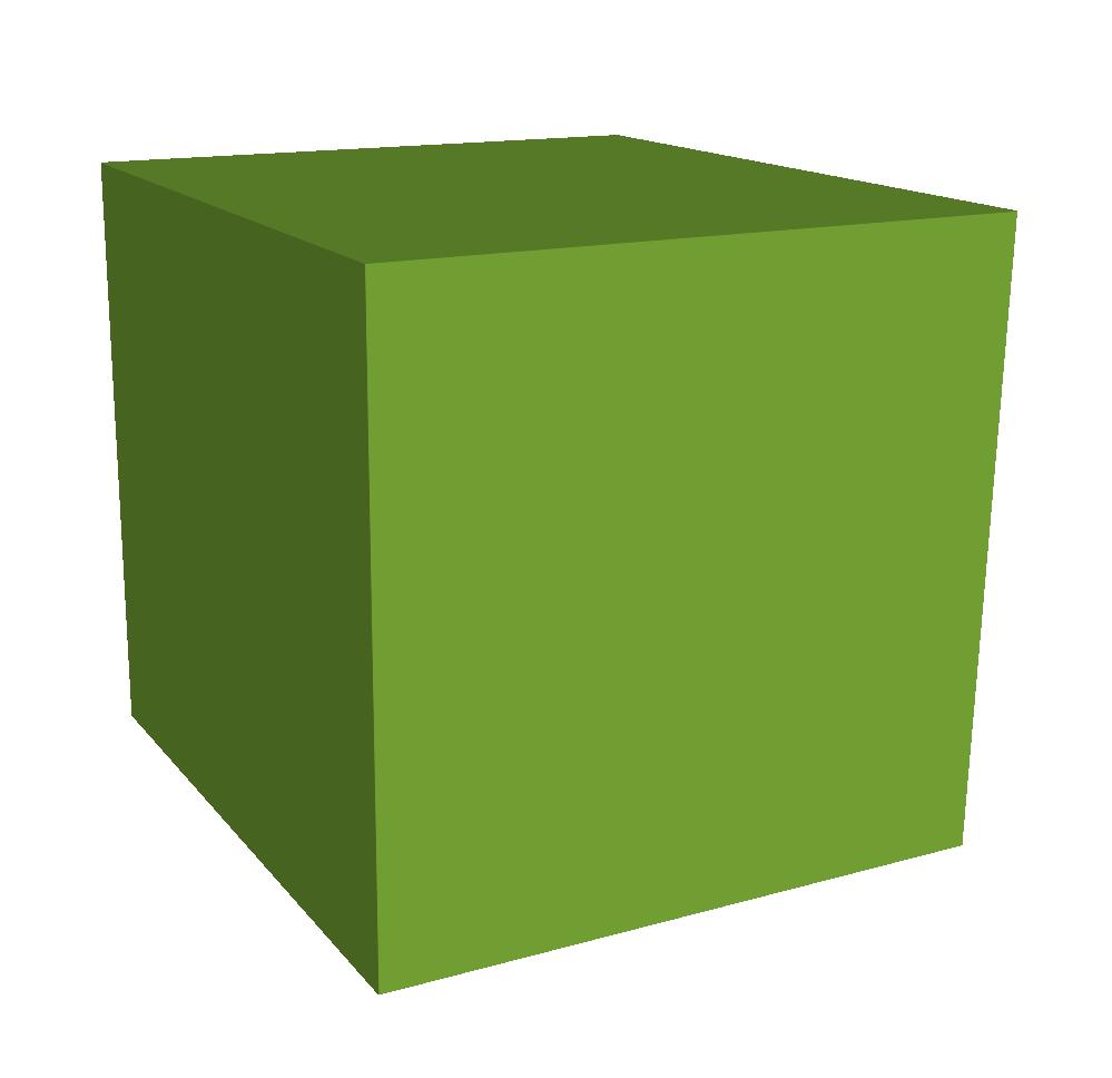 3d cube   clipart best