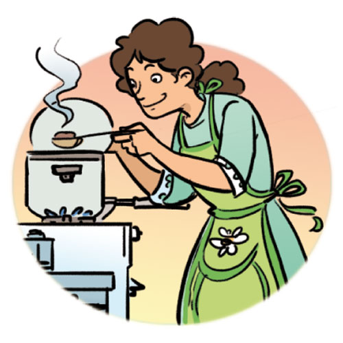 Clipart Cooking - Tumundografico