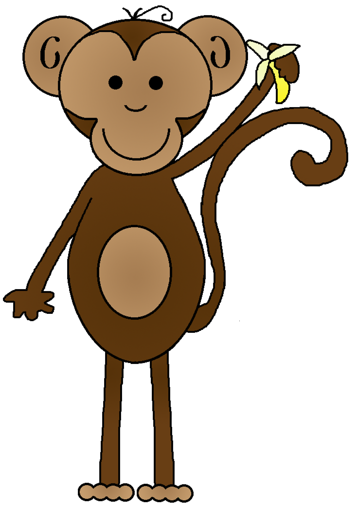 Clip Art Clip Art Monkey clip art monkey clipart best for teachers free images