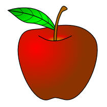 Gallery For > Applesauce Clipart
