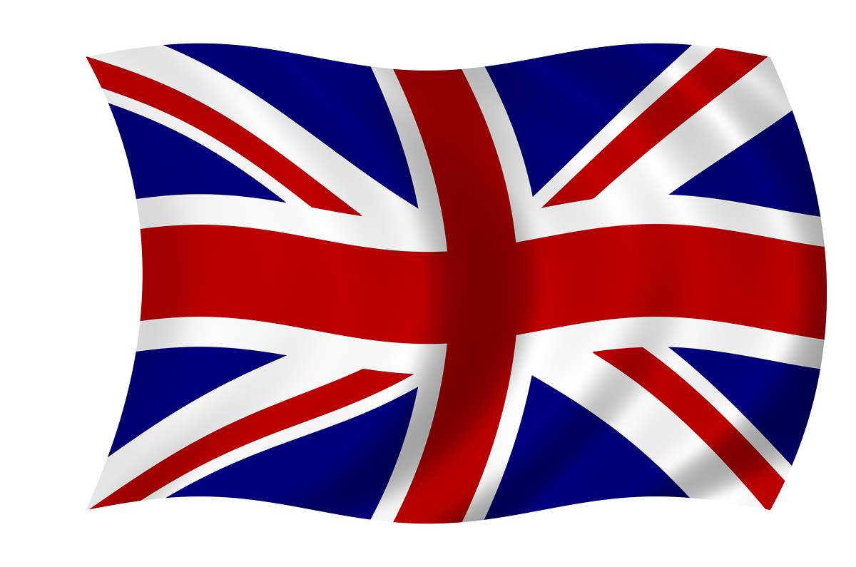 Uk Flag Vector - ClipArt Best