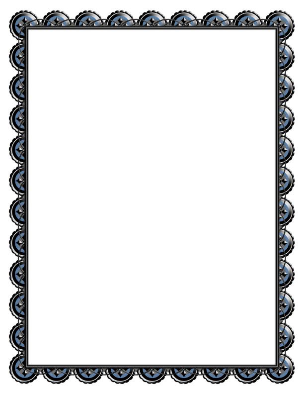 Free Border Design Templates Clipart Best