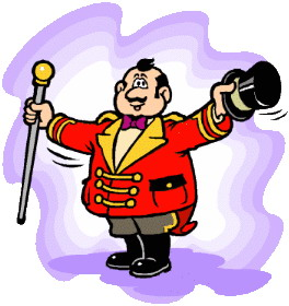 Circus Ringmaster Clipart - ClipArt Best