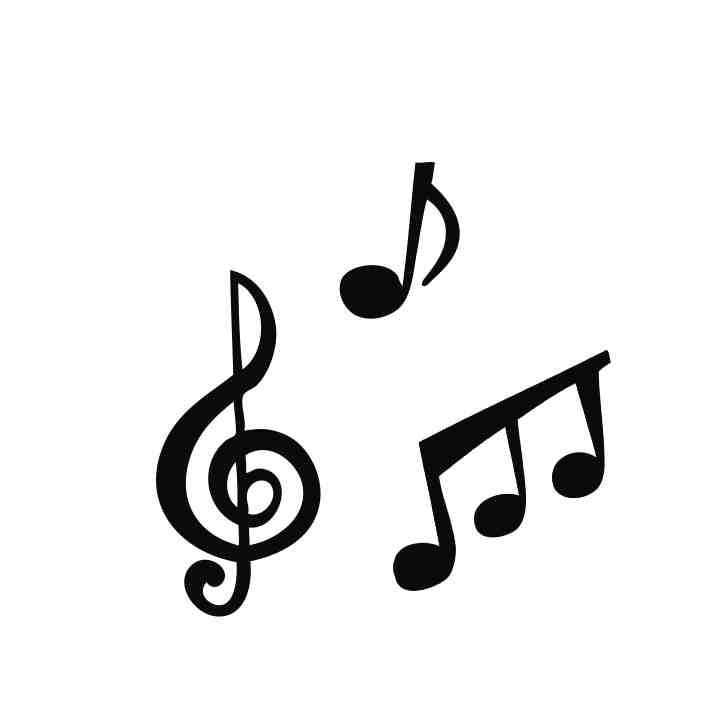 Free Music Note Clip Art - ClipArt Best