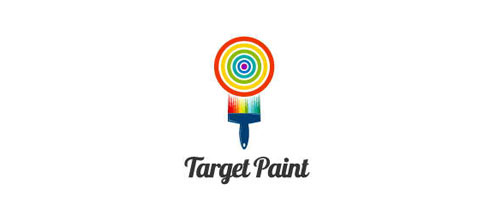 30 Wonderful Paint Brush Logo Designs For Your Inspiration