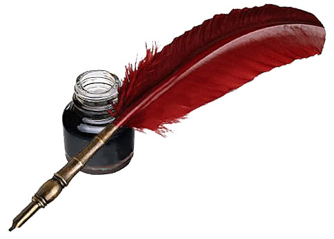 Quill And Ink - ClipArt BestQuill Pen And Inkwell Clipart