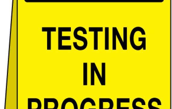 shhh testing clipart best