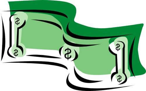 pile of money clipart - photo #42