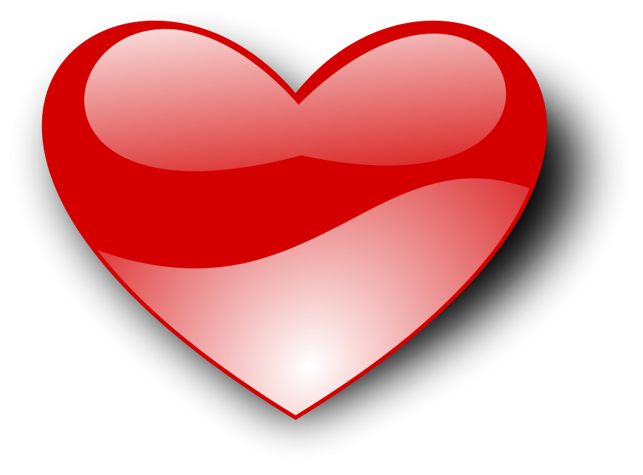 Love Symbol Clipart on i love you designs