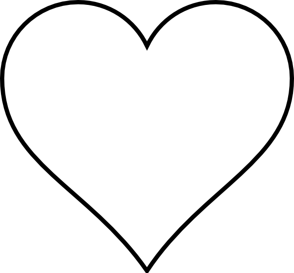 Black And White Heart Tattoos - ClipArt Best