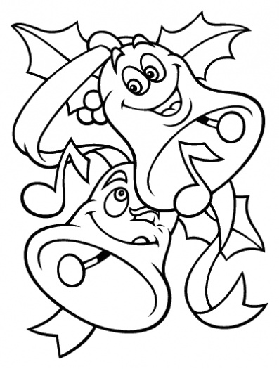 christmas computer coloring pages - photo#27