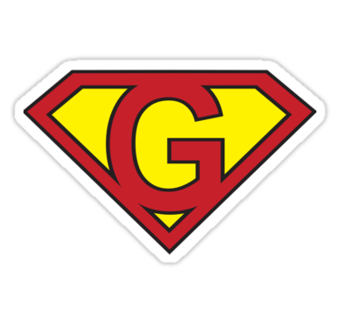 "Superman G"" Stickers by icemanire 