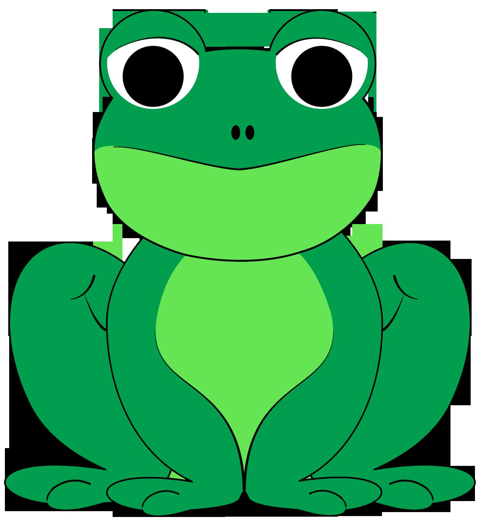 Cute Frog Clip Art Cute Frog Clip Art