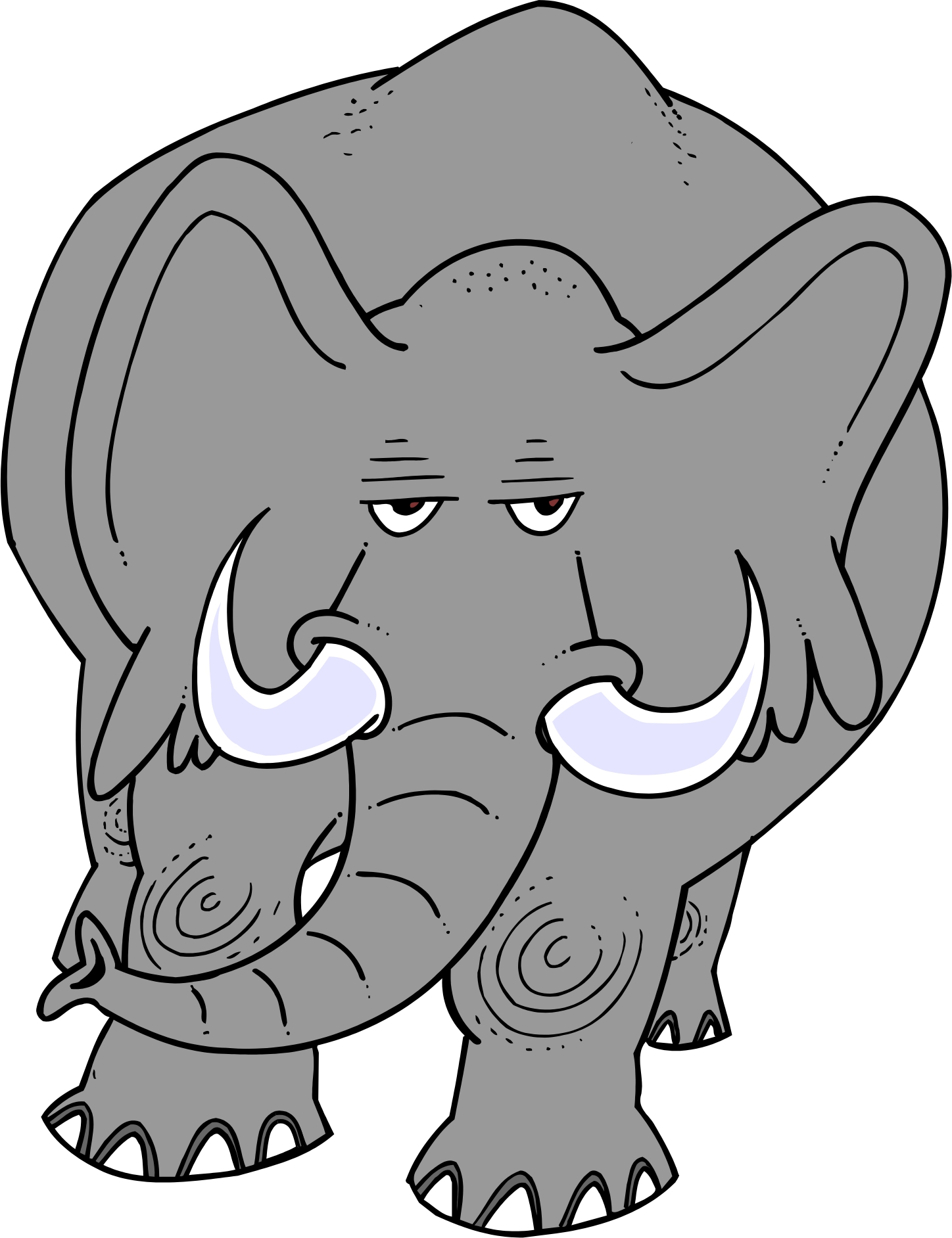 Cartoon Elephant - ClipArt Best - ClipArt Best