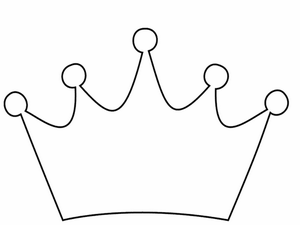 Simple Crown Drawing - ClipArt Best