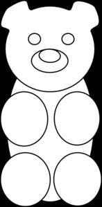 Gummy bear drawing - photo#13