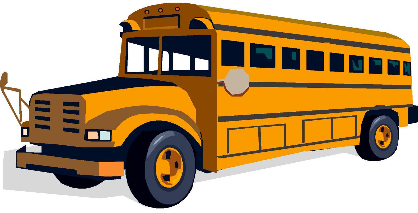 School bus clip art bing images for Clipart bus