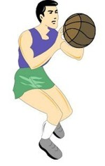 Basketball Player Shooting Cartoon - ClipArt Best