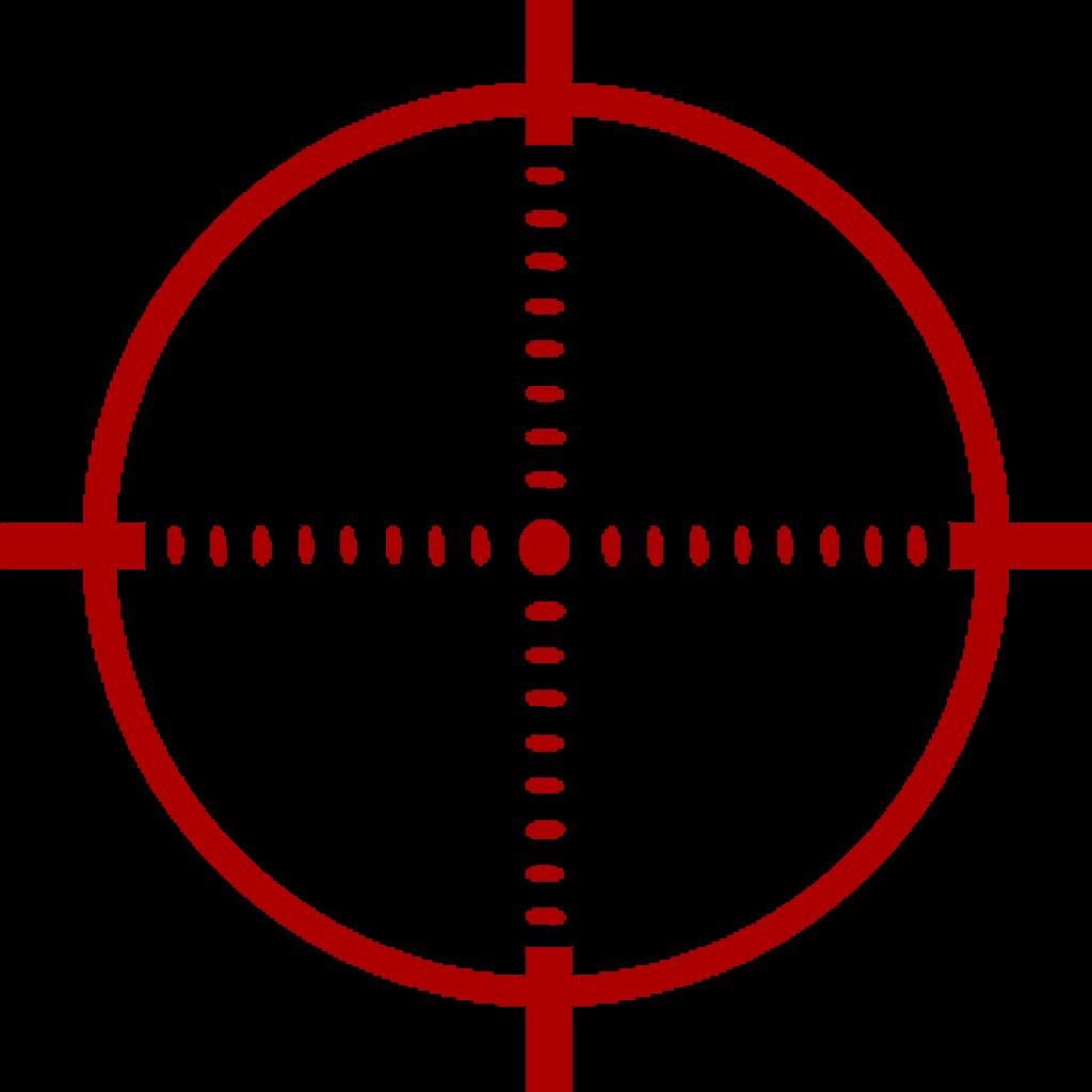 sniper target png clipart best Go Kart Clip Art Laser Gun