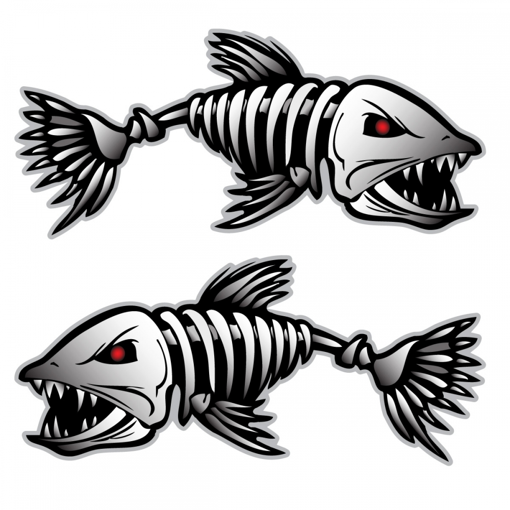 Fish sticker clipart best for Free fishing stickers