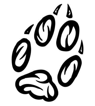 Aninimal Book: Lion Paw Tattoo - ClipArt Best