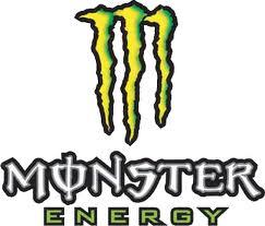 Monster Energy Logo Design - ClipArt Best