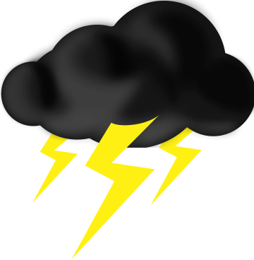 Thunder Cloud Clipart - ClipArt Best