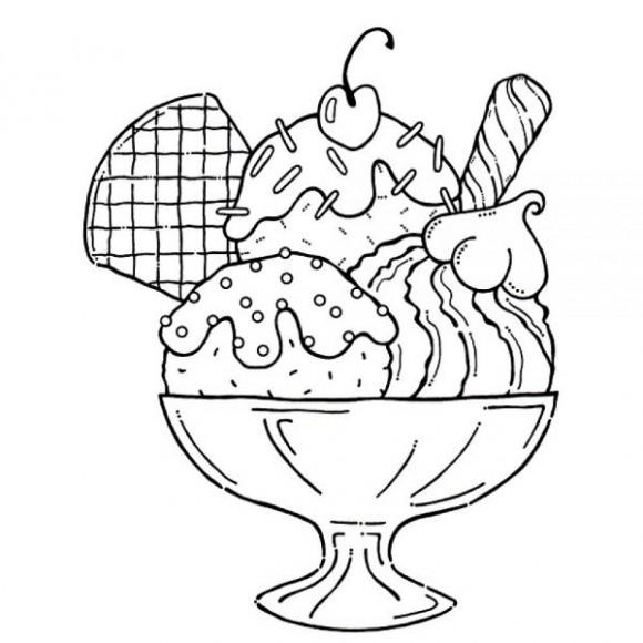 Colorful Ice Cream Bowls Ice Cream Bowl...786 x 202