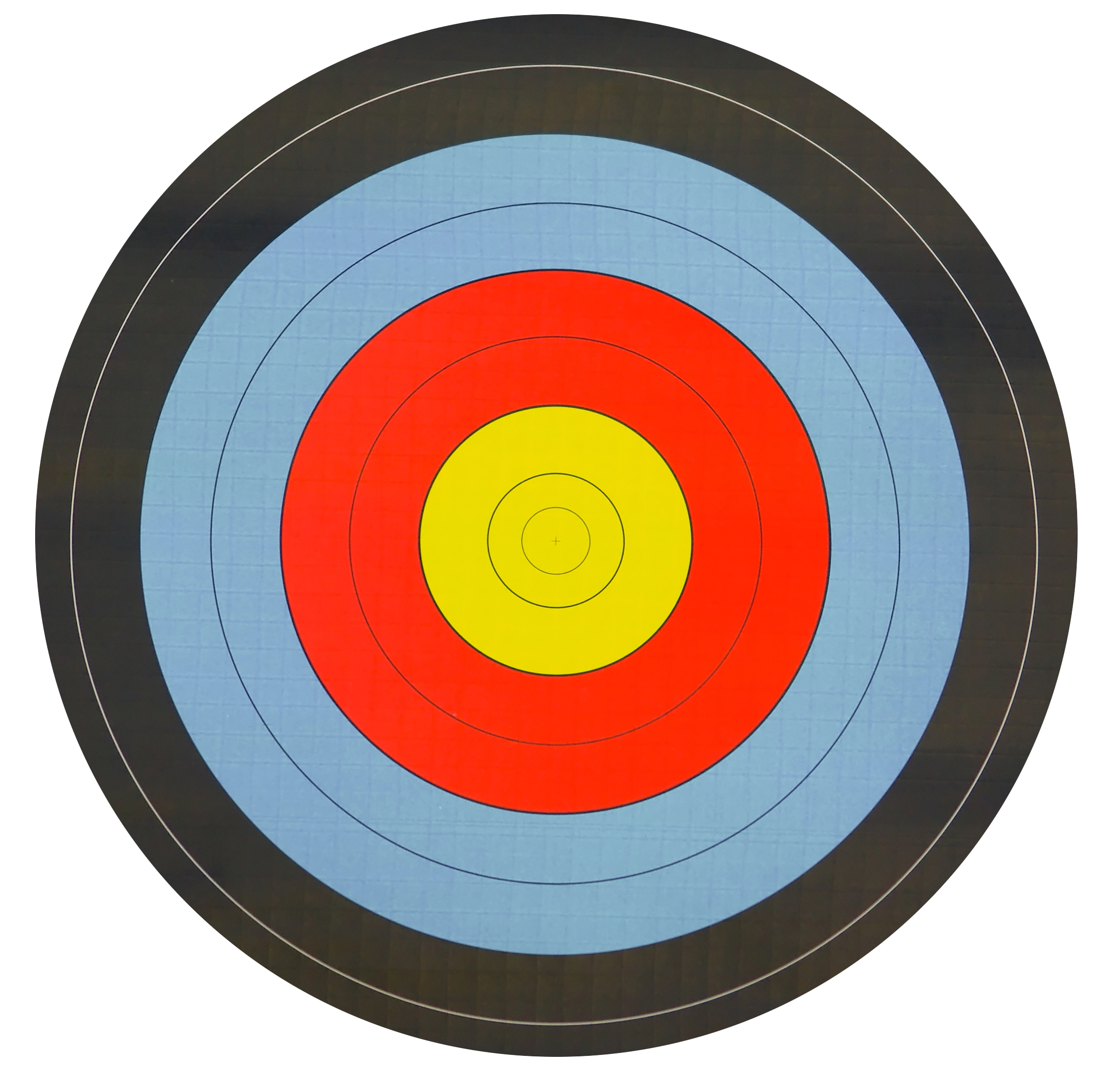 It is an image of Enterprising Printable Archery Targets