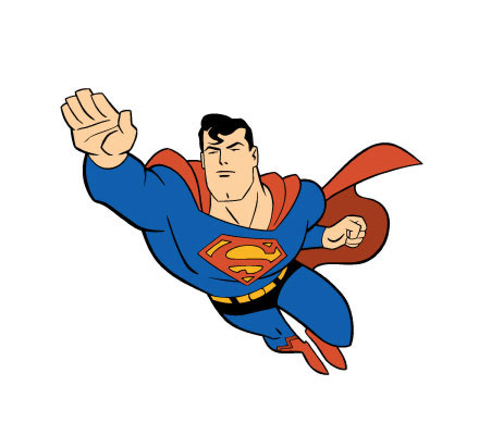 Superman Clipart - Free Clipart Images
