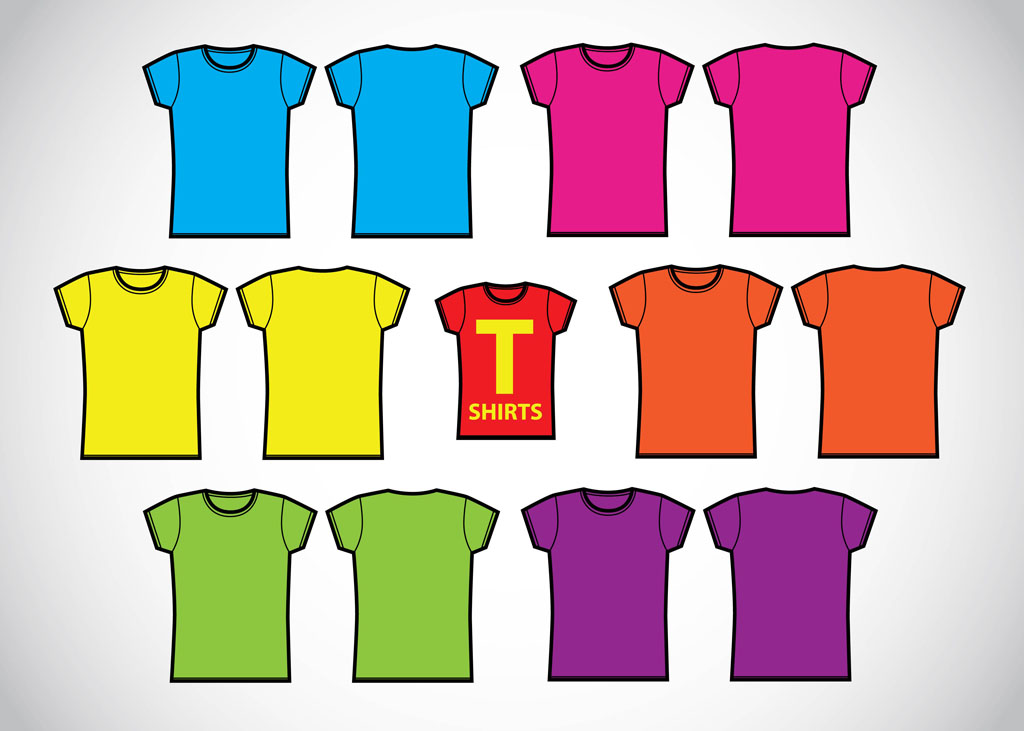 Free T Shirt Images - ClipArt Best