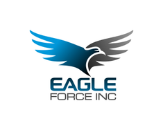 Logo design entry number 60 by ZILDA | Eagle Force Inc. logo contest
