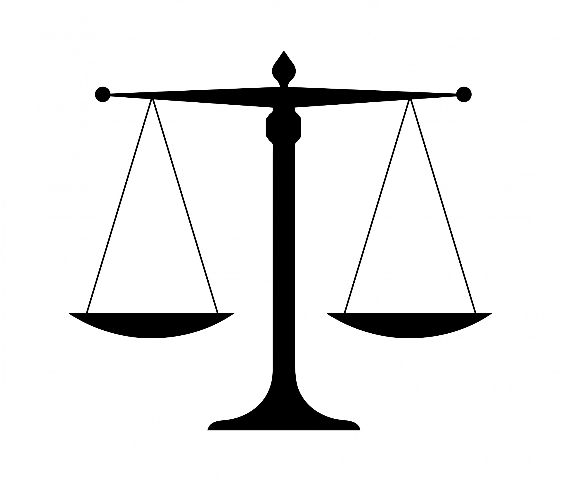 Scales Of Justice Free Stock Photo - Public Domain Pictures