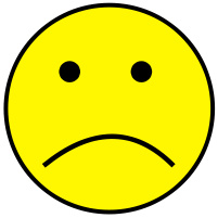 Yellow Frowny Face Clip Art - ClipArt Best - ClipArt Best
