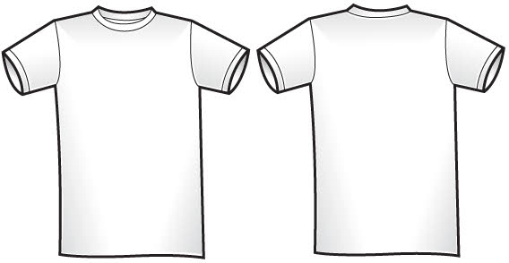 t shirt templates illustrator - anuvrat.info
