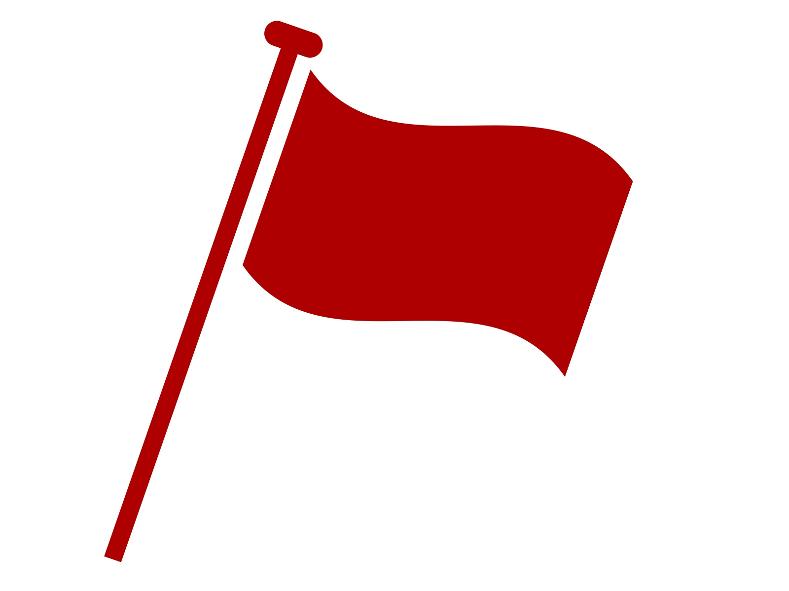 Red Flag Clipart Best