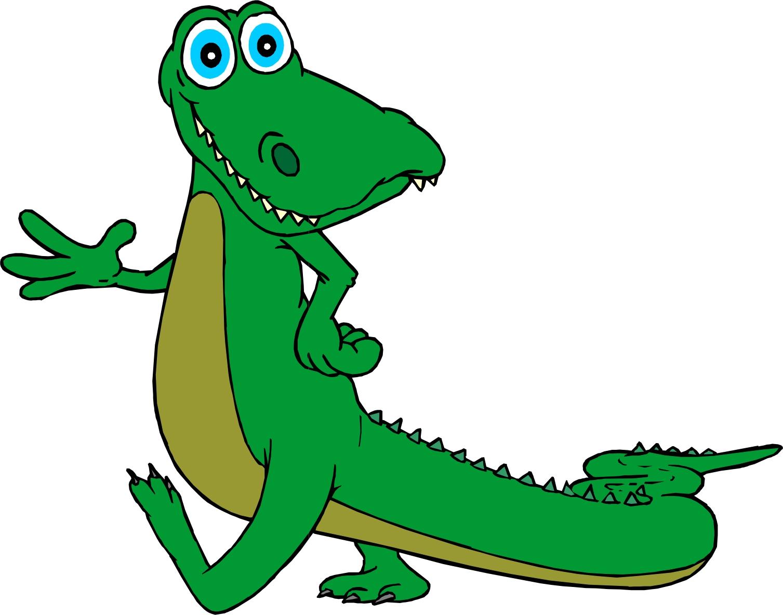 free animated alligator clipart - photo #12
