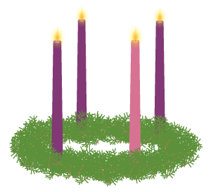 Advent Wreath Clipart - ClipArt Best