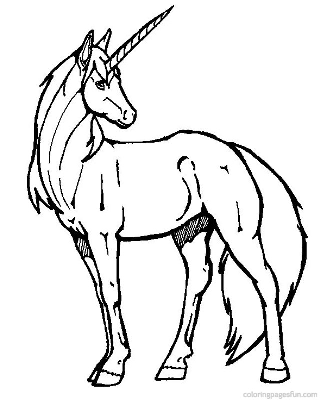 unicorn coloring pages . Free cliparts that you can download to you ...