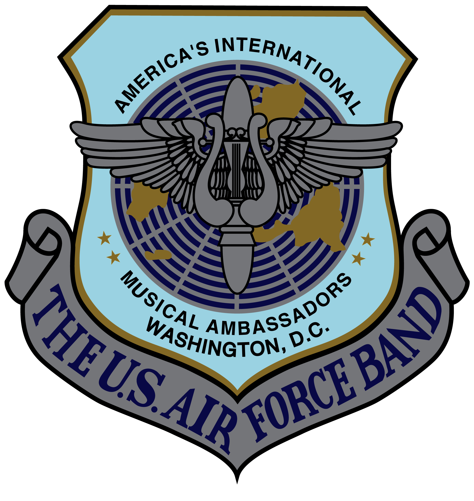 42 us air force logo clip art . Free cliparts that you can download to ...