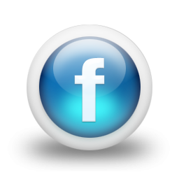 Image result for 3d facebook logo